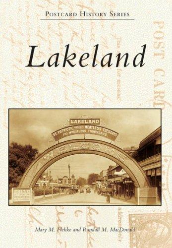 9780738541839: Lakeland (FL) (Postcard History)