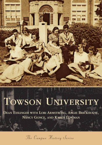 9780738541877: Towson University (MD) (Campus History Series)
