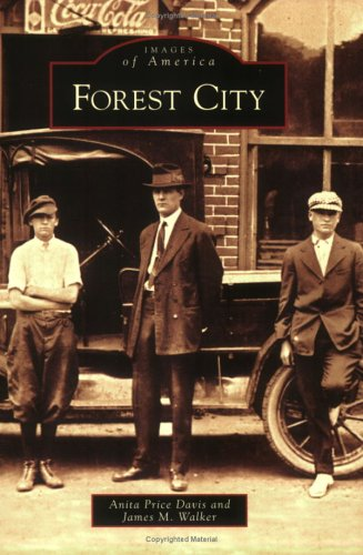 9780738542188: Forest City (Images of America)
