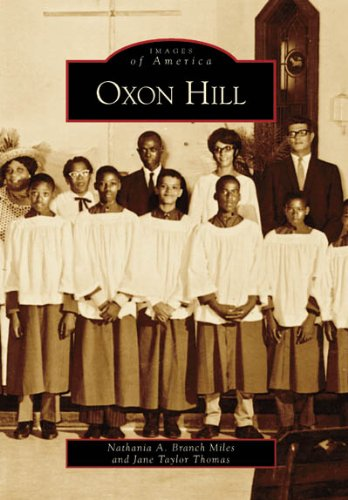9780738542553: Oxon Hill (MD) (Images of America)