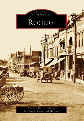 9780738543017: Rogers (AR) (Images of America)