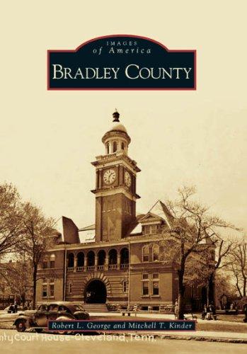 9780738543871: Bradley County (TN) (Images of America)