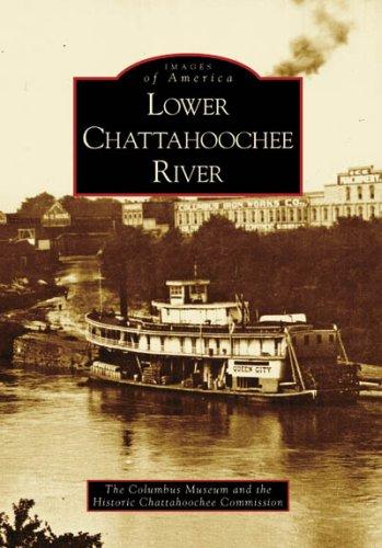 9780738544281: Lower Chattahoochee River (GA) (Images of America)