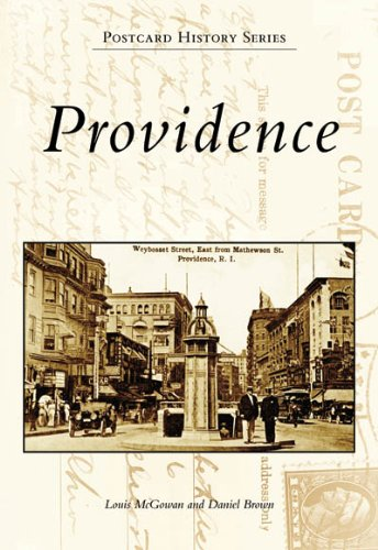 9780738544625: Providence (RI) (Postcard History Series)