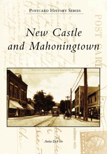9780738544724: New Castle and Mahoningtown (PA) (Postcard History Series)