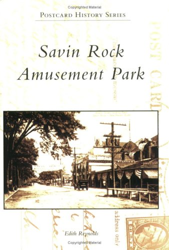 9780738544762: Savin Rock Amusement Park (CT) (Postcard History Series)