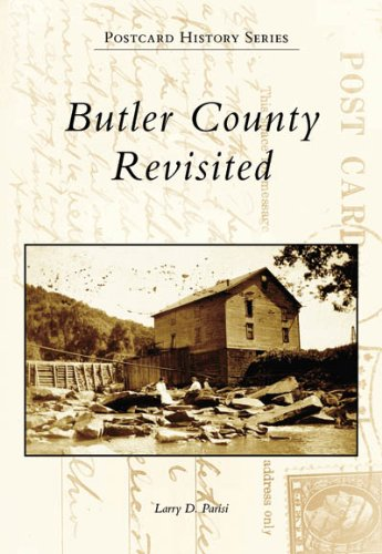 9780738544779: Butler County Revisited (PA) (Postcard History Series)