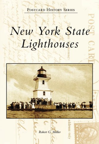 New York State Lighthouses [Postcard History Series]