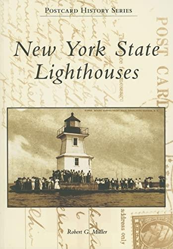 9780738544960: New York State Lighthouses (NY) (Postcard History)