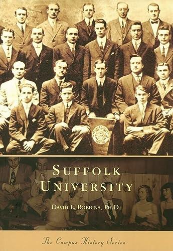 9780738545165: Suffolk University (MA) (Campus History Series)