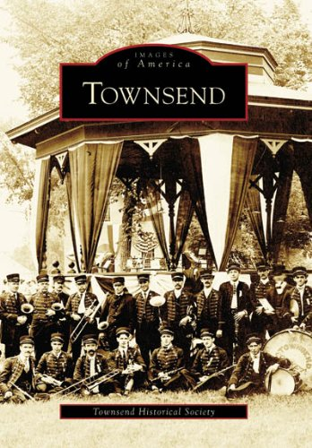 9780738545523: Townsend (MA) (Images of America)