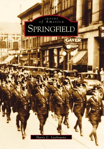 9780738545769: Springfield (OH) (Images of America)