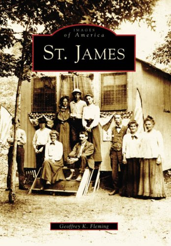 St. James (NY) (Images of America) (9780738546100) by Geoffrey K. Fleming