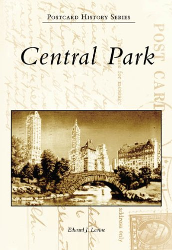 9780738546278: Central Park (Postcard History: New York)