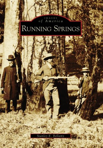 9780738546797: Running Springs (CA) (Images of America)