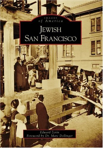 9780738546834: Jewish San Francisco (CA) (Images of America)