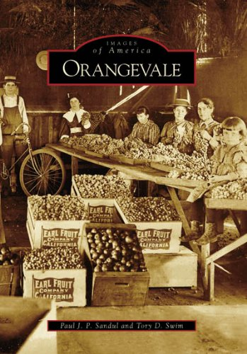 9780738546964: Orangevale (CA) (Images of America)