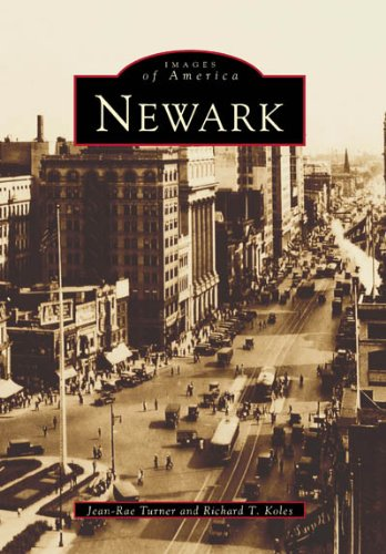 9780738549316: Newark (NJ) (Images of America)