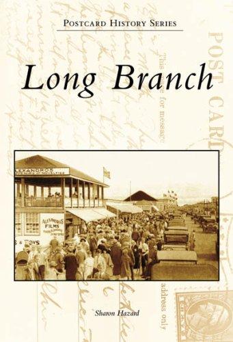 Long Branch (NJ) (Postcard History Series): Sharon Hazard