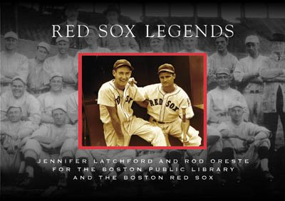 9780738549798: Red Sox Legends (MA) (Images of Baseball)