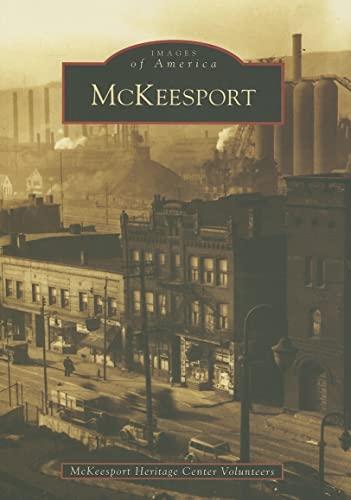 9780738549859: McKeesport (Images of America: Pennsylvania)