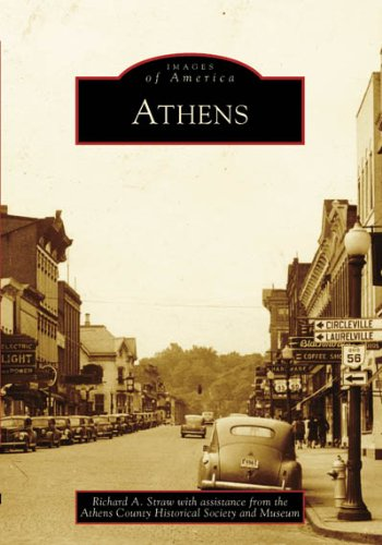 9780738550664: Athens (OH) (Images of America)