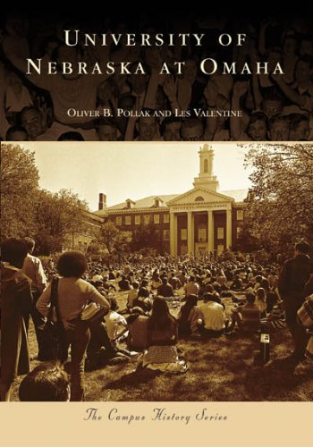 9780738551104: University of Nebraska at Omaha (NE) (Campus History Series)