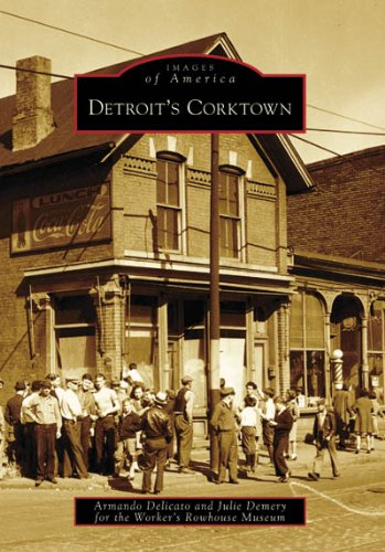 9780738551555: Detroit's Corktown (Images of America)