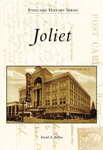 9780738551951: Joliet (Postcard History: Illinois)