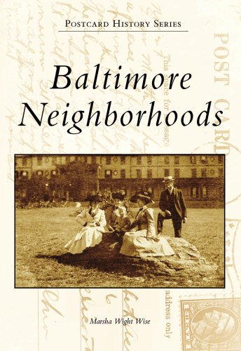 9780738552903: Baltimore Neighborhoods (MD) (Postcard History Series)