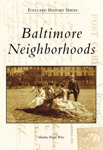 9780738552903: Baltimore Neighborhoods (MD) (Postcard History Series)