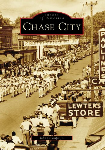 9780738553399: Chase City (Images of America: Virginia)