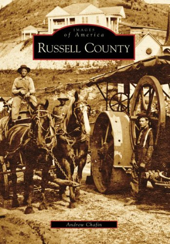 Russell County (Images of America: Virginia): Andrew Chafin