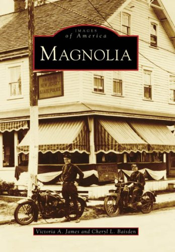9780738555027: Magnolia (Images of America: New Jersey)
