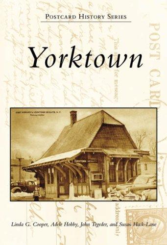 9780738555270: Yorktown (Postcard History: New York)