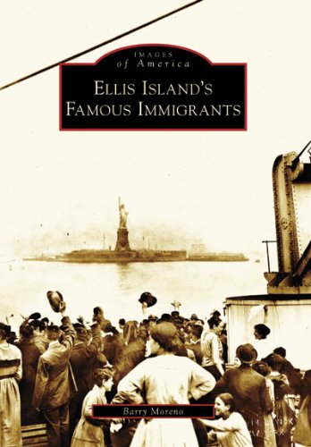 9780738555331: Ellis Island's Famous Immigrants (Images of America: New Jersey)