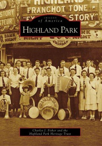 9780738555706: Highland Park (Images of America: California)
