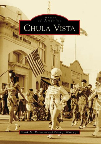 9780738556161: Chula Vista (Images of America: California)