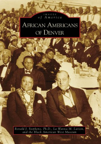 9780738556253: African Americans of Denver (Images of America: Colorado)