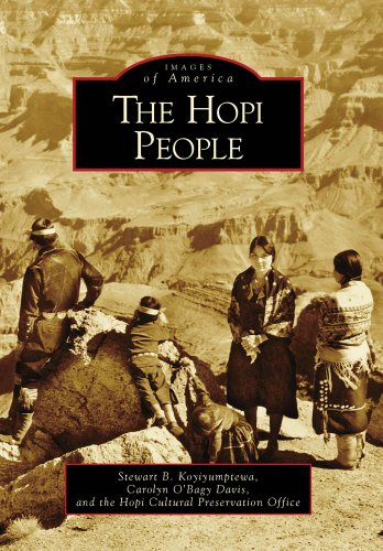 The Hopi People (Images of America) (0738556483) by Stewart B. Koyiyumptewa; Carolyn O'Bagy Davis; Hopi Cultural Preservation Office