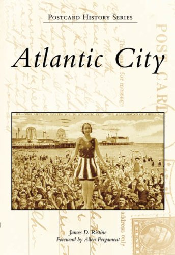 9780738557045: Atlantic City (Postcard History: New Jersey)