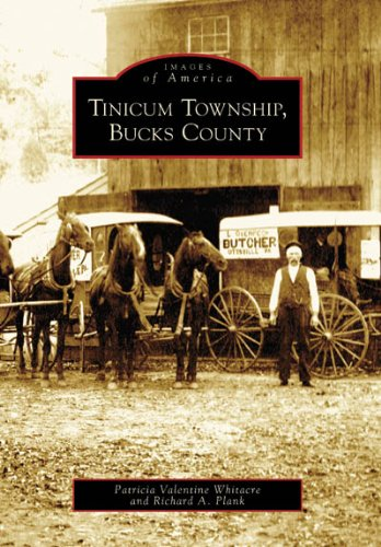 9780738557533: Tinicum Township, Bucks County (Images of America: Pennsylvania)