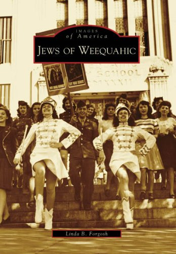 9780738557632: Jews of Weequahic (Images of America: New Jersey)