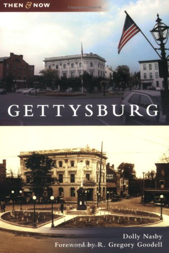 9780738557687: Gettysburg (Then and Now: Pennsylvania)