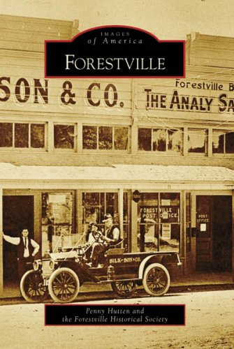 9780738558059: Forestville (Images of America: California)