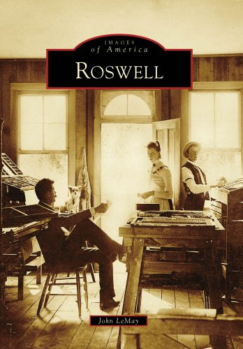 9780738558547: Roswell (Images of America: New Mexico)
