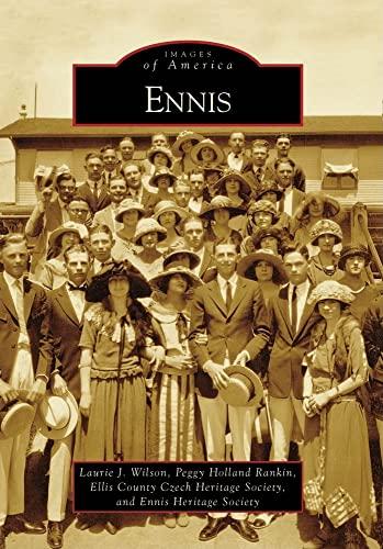 9780738558592: Ennis (Images of America)