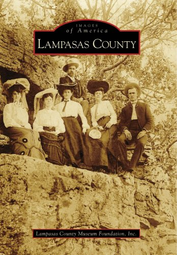 9780738558813: Lampasas County, TX (IMG) (Images of America)
