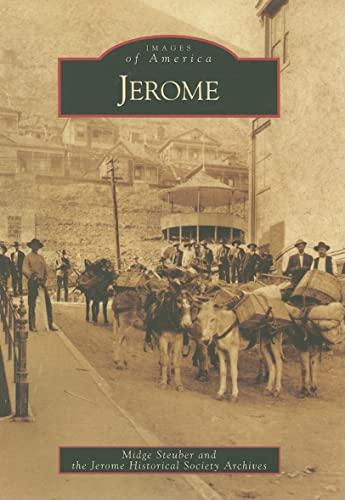 9780738558820: Jerome (Images of America: Arizona)