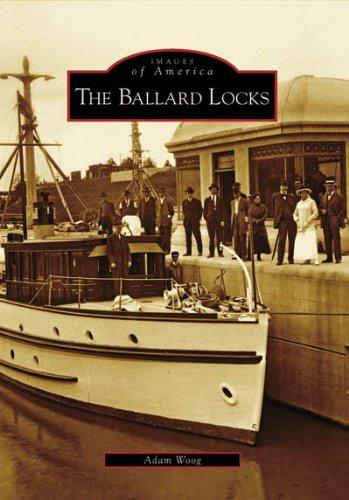 9780738559179: The Ballard Locks (Images of America: Washington)